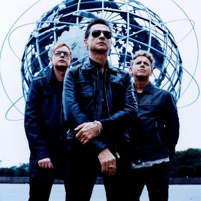 Depeche Mode – Where's the Revolution (Audio)